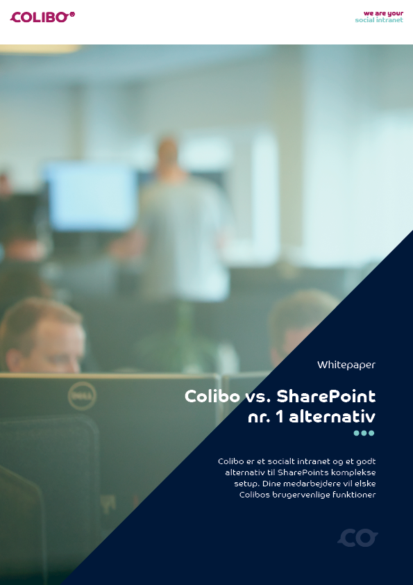 Colibo Whitepaper Sharepoint-Alternative DK