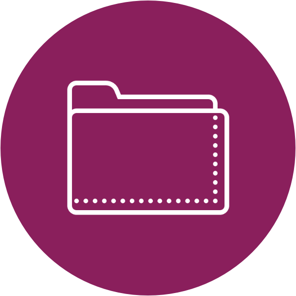 file-sharing icon
