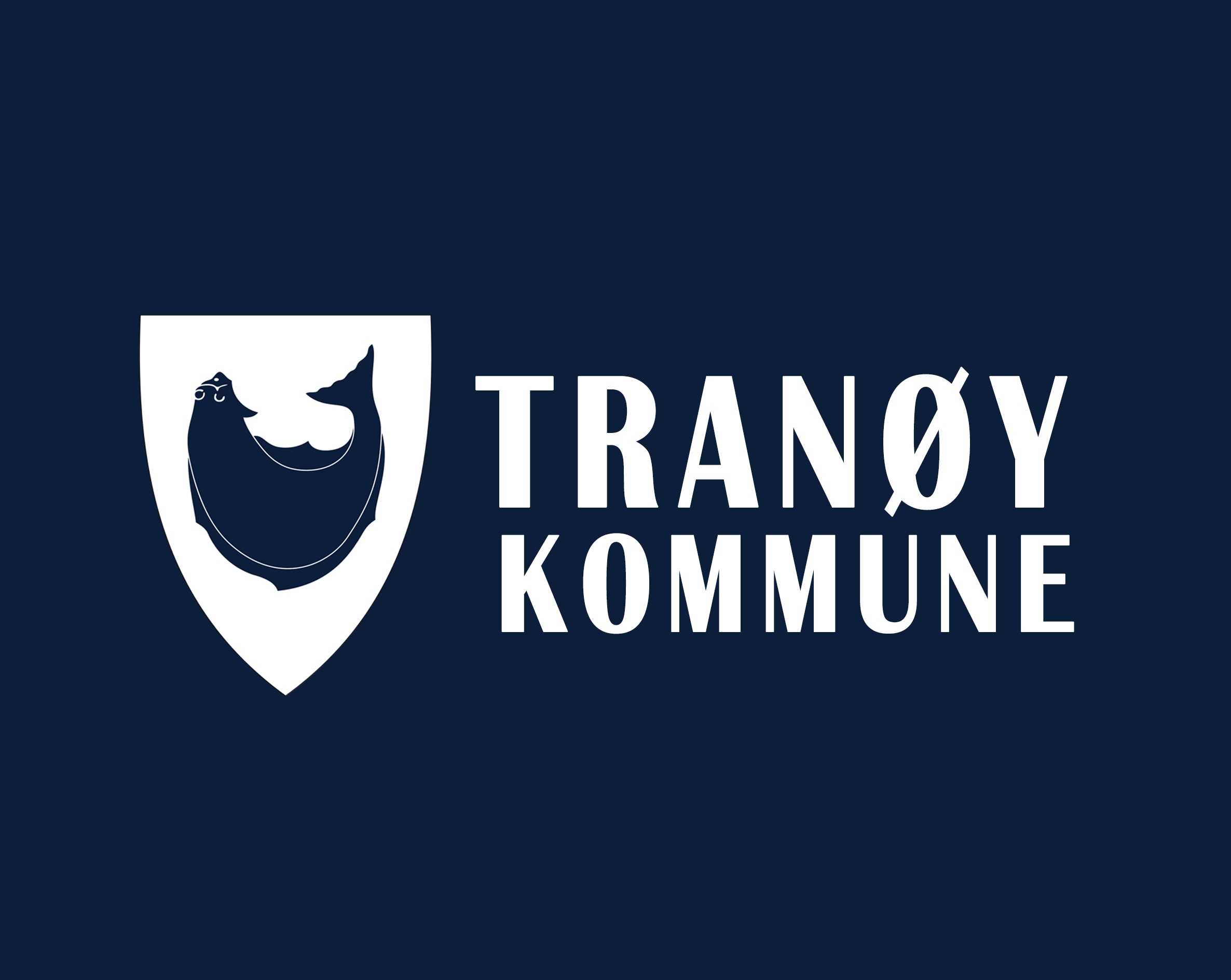 Tranøy kommune_highres_bluebackground