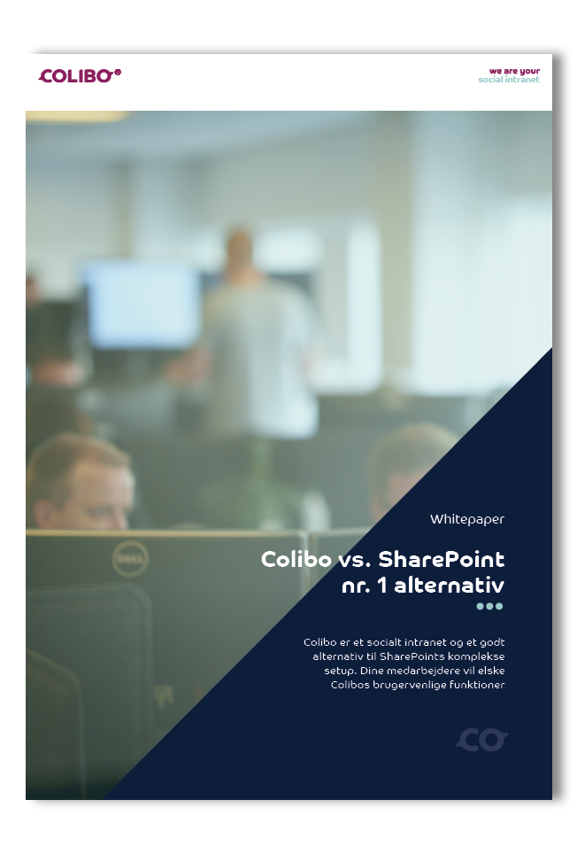 Colibo Whitepaper Sharepoint-Alternative