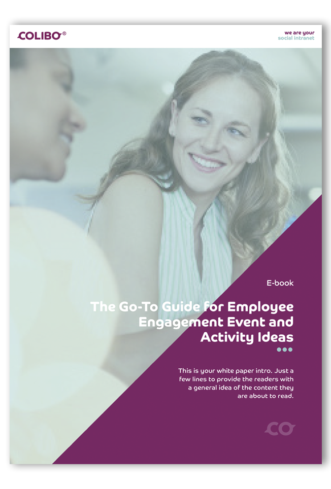 Employee Engagement Event Ideas